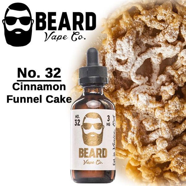 No 32. E-Liquid by Beard Vape Co. Review
