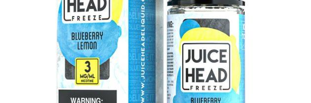 Juice Head Freeze Blueberry Lemon Review
