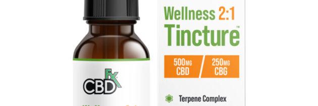 CBDFx CBD Oil Tinctures Review