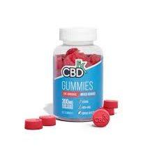 CBDFx CBD Gummy Bears Review